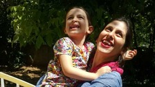 Nazanin Zaghari-Ratcliffe has been released for three days.