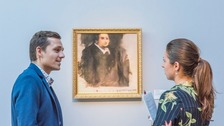 The AI artwork could sell for over $8,000