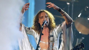 Justin Hawkins of The Darkness