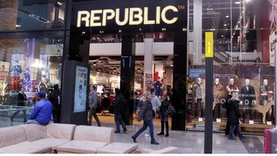 Republic stores will stay open but 150 staff at the Leeds headquarters have already been made redundant