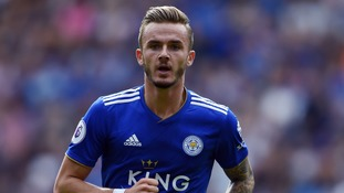 Leicester City's manager Claude Puel has backed new signing James Maddison to have a bright future with England