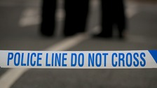 A two year old girl has died after the car she was in was involved in an accident with a lorry.