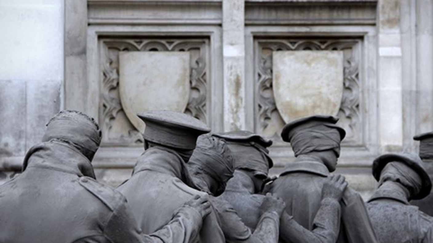 Memorial To Blinded Veterans To Be Unveiled In Manchester