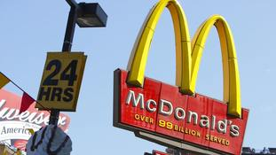 More than 500 people confirmed ill in US after eating McDonald's salad