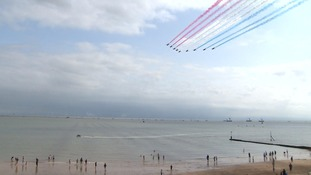 27th Clacton Airshow hailed a success as 250,000 people flock to the seafront