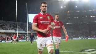 My body couldn't cope anymore - Former Wales and Lions captain Sam Warburton