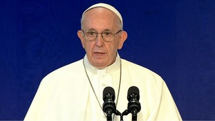 Pope pained and shamed by church's failure on clerical abuse