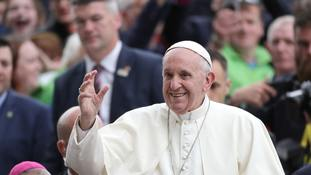 Half a million people expected at Pope Francis Ireland address