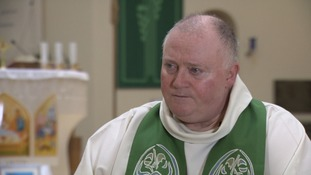 Abuse survivor priest says Pope 'determined' to root out corruption