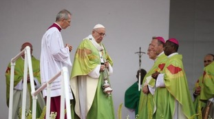 Pope asks for forgiveness for abuses committed by church members