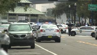 'Multiple fatalities' in mass shooting in Jacksonville, Florida