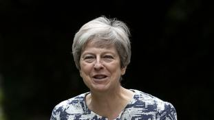Theresa May heading to Africa on trade mission in first visit as Prime Minister