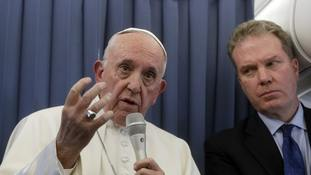 Call for Pope Francis to resign after new sexual abuse claims