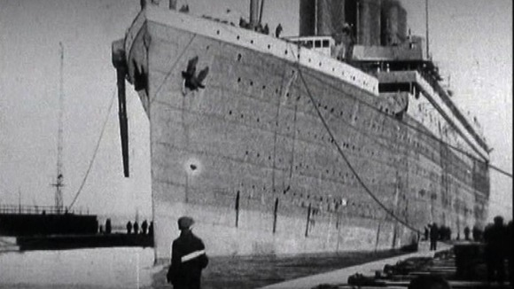 Titanic in Southampton