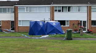 Double murder investigation underway after mother and daughter found stabbed to death