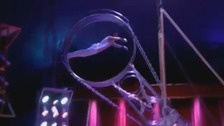 a performer has been injured at the Planet Circus OMG
