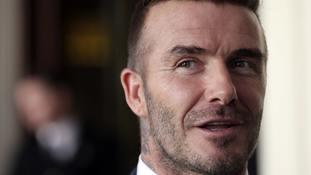 David Beckham set for court appearance over Bentley speeding charge