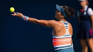 Watson beaten in US Open first round