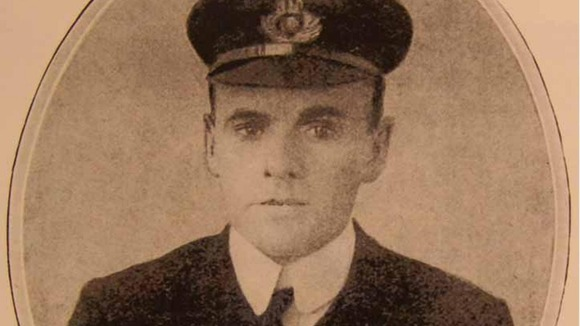 Titanic hero Charles Lightoller