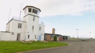 Carlisle Lake District Airport runway has now opened