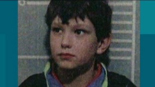 Jon Venables, who killed and tortured two-year-old James Bulger.