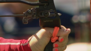 """The aim of the programme is to engage people in """"non-typical sports"""", such as archery."""