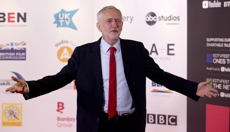 "Labor marks critique ""absurd"" after ex-chief rabbi beats Jeremy Corbyn"
