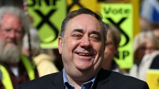 Alex Salmond resigns from SNP amid harassment claims