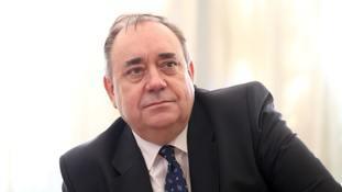 Nicola Sturgeon expresses 'huge sadness' as Alex Salmond resigns SNP membership