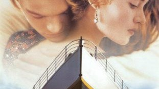 Film poster for Titanic