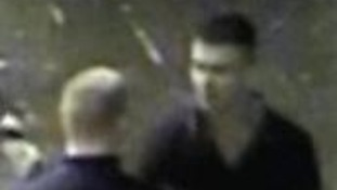CCTV of Rotheram assault suspect