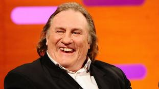 French actor Gerard Depardieu accused of rape