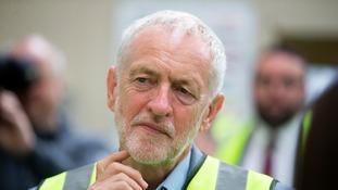 Jeremy Corbyn's team has attempted to downplay Field's departure.