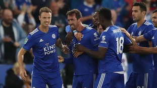 Christian Fuchs: Title winners no longer guaranteed a spot in Leicester City's team