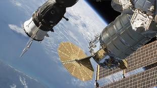 Leak repaired on International Space Station