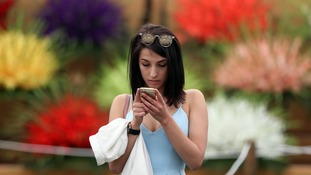 RSPB hope that those limiting use of their phone will see improvements in their mental health and sleeping patterns.
