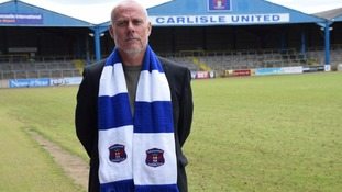 Carlisle Utd assistant manager charged with bribery