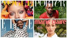 September magazine covers.