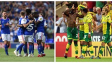 Ipswich Town and Norwich City will meet at Portman Road on Sunday.