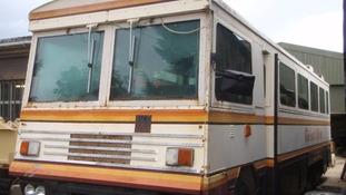 The iron bus