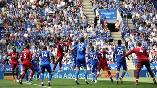 Liverpool hung on to beat Leicester courtesy of first-half goals from Mane and Firmino despite a howler from Alisson