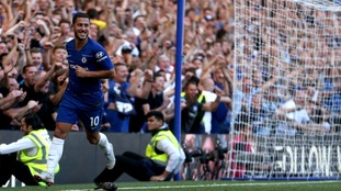 Goals from Hazard and Pedro ensures Chelsea maintain their 100% start to the new Premier League season