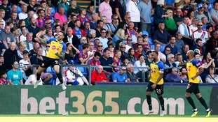 Crystal Palace's impressive start to the season was halted by Southampton in the absence of star player Zaha