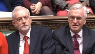 John McDonnell 'worried' at prospect of Labour split following Frank Field resignation