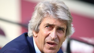 Manuel Pellegrini is refusing to panic despite West Ham's 'very bad start' to the Premier League season