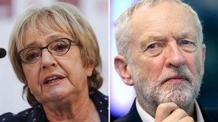 Labour recently ended its disciplinary action against Margaret Hodge after she called Jeremy Corbyn an 'antisemite'.