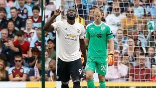 Romelu Lukaku scores twice as Man Utd beat Burnley to ease pressure on manager Jose Mourinho