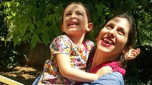 Husband of Nazanin Zaghari-Ratcliffe says she is 'stronger' after panic attacks