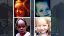 Demi, Brandon, Lacie, and Lia Pearson.