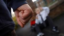 Half of children worry about bullying, a poll found